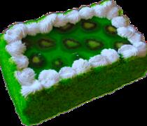 весовой торт